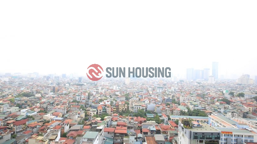 Luxury apartment in Sun grand city Thuy Khue with excellent interior design.