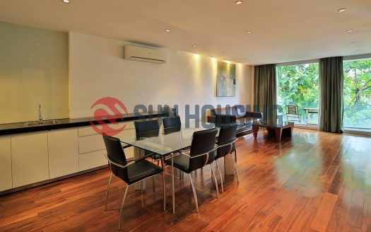 Feel at home in this apartment in Tay ho.