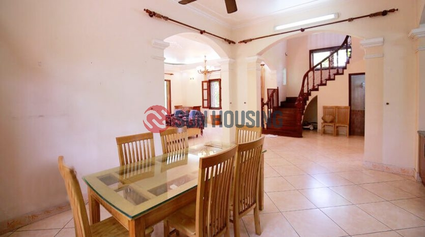 Gorgeous villa in Tay Ho. Perfect for a family.