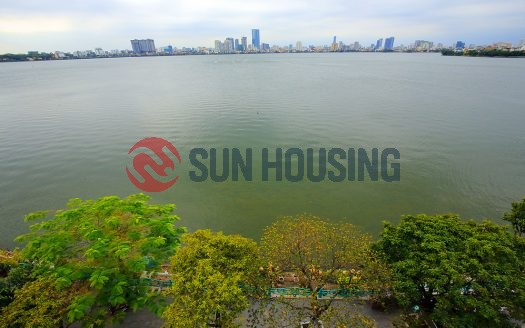 Central location with quick access to most areas of Hanoi. Three bedroom apartment in Tay Ho