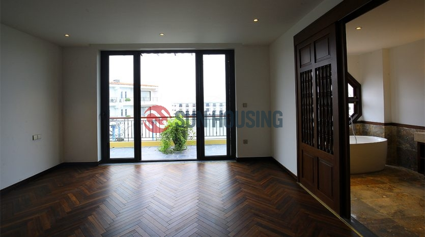 Beautiful garden house with 3 bedrooms in Tay Ho Hanoi