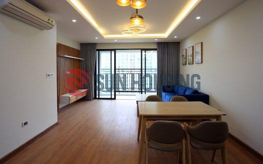 Bright 2 bedrooms apartment for rent at 59 Xuan Dieu, D'.Le Roi Soleil building