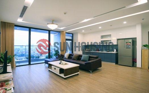 Nice apartment in Vinhome Metropolis for rent