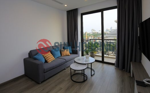 Brand-new 2 bedroom apartment for rent, Tay Ho area, good quality.
