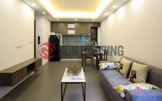 Brand-new and cozy 1 bedroom in Tay Ho area, ready to move-in