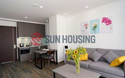 Brand-new Westlake apartment on To Ngoc Van Street, Tay Ho