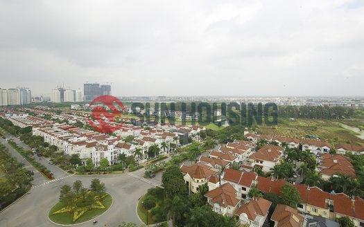 3 bedrooms apartment for rent in E4, Ciputra Ha Noi