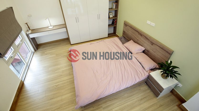 Are you looking for a nice view serviced apartment in Tay Ho