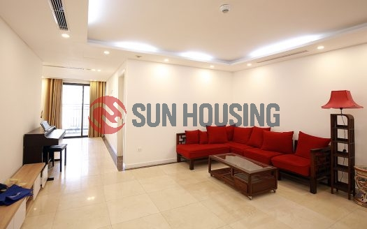 Brand new 3 bedrooms apartment in new complex building D'Le Roi Soleil in Tay Ho