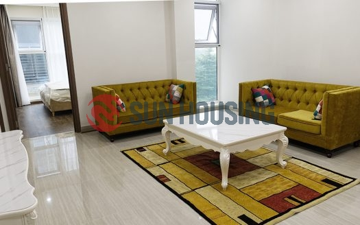 Modern nice apartment in L Tower, Ciputra, Hanoi for rent