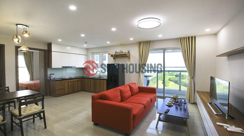 New apartment in L Tower, Ciputra, golf course view for rent