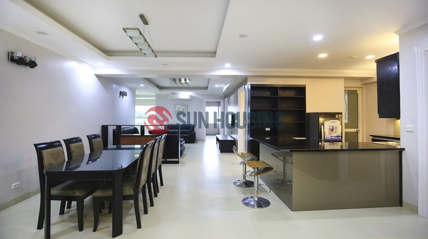 Nice view apartment in E4, Ciputra, Hanoi for lease