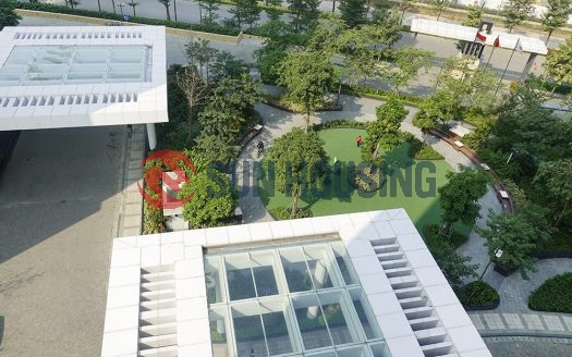 The new apartment in L Tower, Ciputra, good view for lease