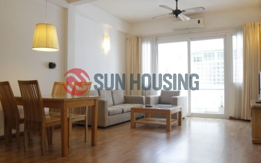 02 bedrooms service apartment full natural light in Yet Kieu for lease