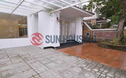 Modern design 5 bedroom Ciputra villa for rent in T Block, good condition