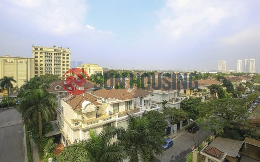3 bedrooms apartment for rent in G3, Ciputra Ha Noi