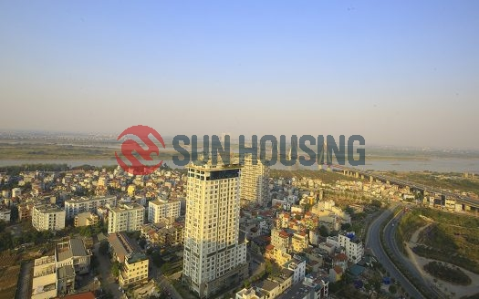 Nice apartment in Sunshine Riverside for rent in Tay Ho