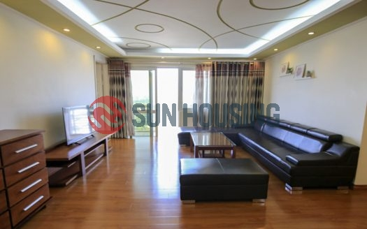 Wonderful apartment in E4 building Ciputra for lease