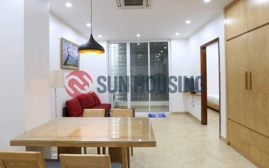 01 bedroom service apartment in Xom Chua, Tay Ho for lease