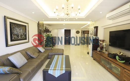 If you are looking for a lovely 03 bedrooms apartment in Ciputra, don't wait any longer!