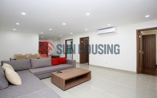 Reasonable price Ciputra apartment in L3 building for lease.