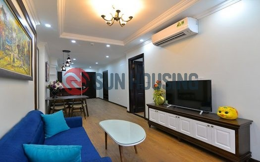 Brand-new luxury serviced apartment in Hoan Kiem, center location
