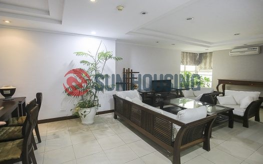 For rent G-building Ciputra Hanoi 3 bedroom apartment, high floor good price