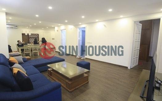 Nice design 3 bedroom apartment for rent Ciputra Hanoi | G2 Building