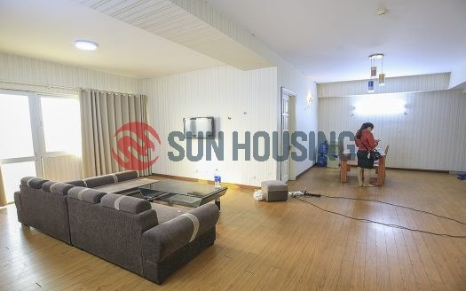 4 bedrooms at E4 Tower Ciputra apartment for rent