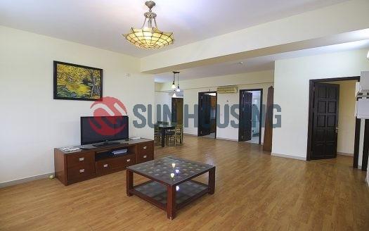150 sqm living area 4 bedroom apartment Ciputra Hanoi in G Building, good price