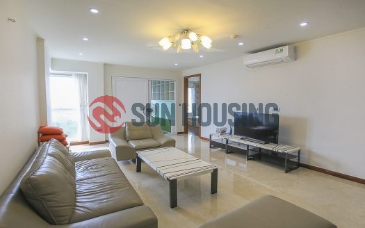 2 bedroom apartment in L Building Ciputra for rent, 114 sqm, 1100$/month