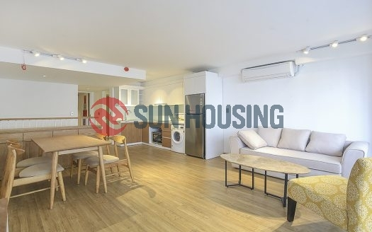 Brand-new duplex 1 bedroom apartment for rent in Xuan Dieu, Tay Ho
