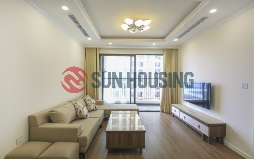 Spacious new and bright 2 bedrooms apartment in Sunshine Riverside, Phu Thuong, Tay Ho (6)