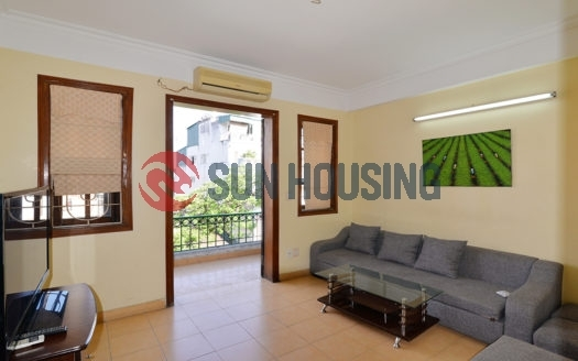 Affordable price 1 bedroom apartment for rent in Hang Bun, Ba Dinh