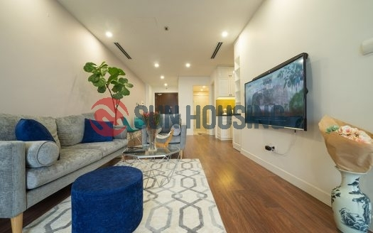 Serviced apartment in Imperia Garden Thanh Xuan. 2 bedrooms fully furnished.