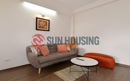 1 bedroom service apartment in Tran Phu street for rent