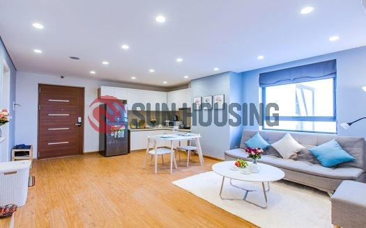 Fully furnished 1 bedroom apartment in Hong Kong Tower, 54 sqm $950