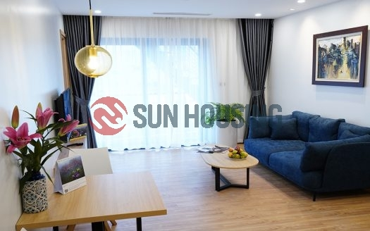 New and beautiful serviced apartment for rent in Dich Vong Hau Street, Cau Giay district, Hanoi
