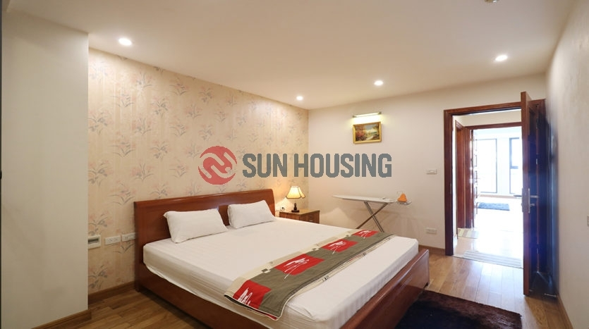 2 bedrooms apartment for rent in Trieu Viet Vuong street, fully furnished.