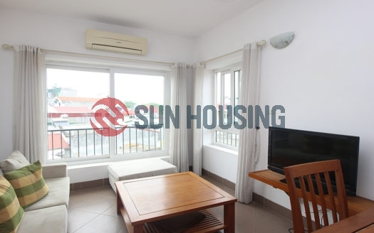 01 bedroom service apartment for rent in Ngoc Ha street, Ba Dinh