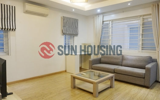 01 bedroom serviced apartment in Ho Ba Mau for rent