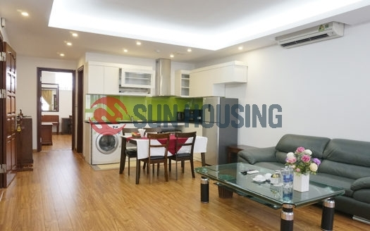 Clean and tidy Service apartment with 2 bedroom in Hai Ba Trung, Hanoi