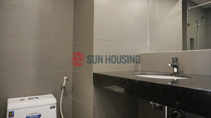 Simple is the best! Minimalist design duplex apartment for rent in Ho Ba Mau