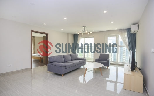 Spacious 154 sqm apartment for rent in Ciputra L3, 3 bedroom, good quality