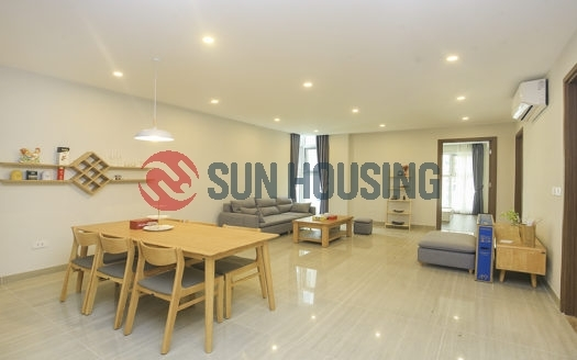 Brand-new 3 bedroom apartment in Ciputra Hanoi for rent | L5 Building