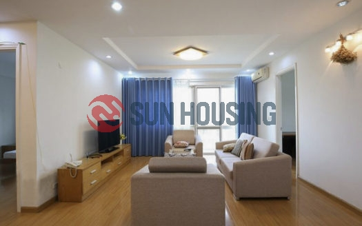 Good quality 4 bedroom Ciputra apartment in E1 Tower
