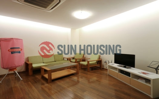Coming soon serviced 2 bedroom apartment for rent in Nam Trang, Truc Bach