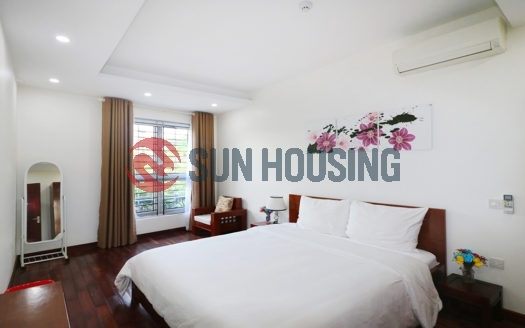 Affordable price 1 bedroom apartment for rent in Truc Bach, Ba Dinh
