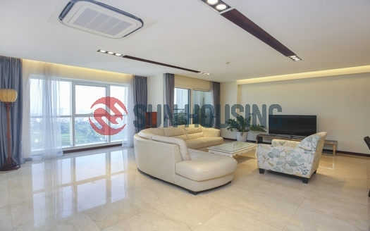 Big size, golf course view 4 bedrooms apartment in L2 Tower, 267 sqm