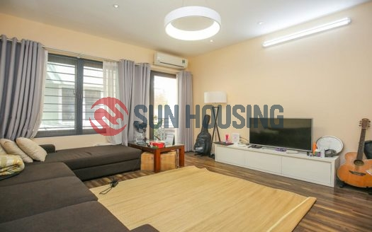 House for rent in Phan Ke Binh street suitable for a big family.